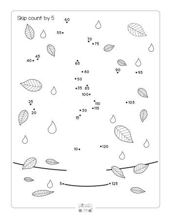 Awesome Dot To Dot Counting By 5s To 100 - cool wallpaper