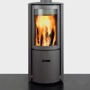Stuv 30 Compact Wood Stove 3 Function Stove Fireplace Stores Wood