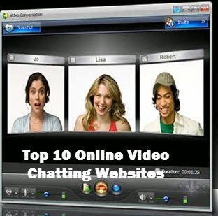 top 10 video chat