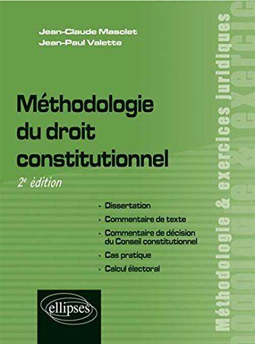 Pin Op A Telecharger Ebook Methodologie De La Dissertation Juridique Pdf