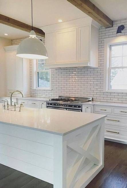 Kitchen Makeover Modern Islands 17 Ideas Kitchen Remodel Kitchen Layout Trendy Kitchen