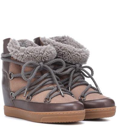 Isabel Marant Nowles Boots: die besten Schuhe für kalte Tage