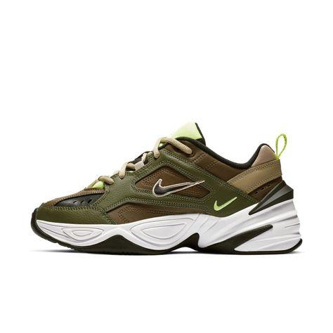 wholesale dealer 6f0ec 3c166 Nike M2K Tekno Womens Shoe - Olive