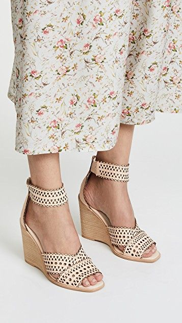 Besante Woven Wedges | Wedges, Jeffrey campbell, Spring