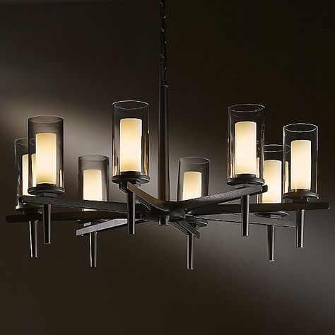 Constellation 8 Arm Chandelier Contemporary Chandelier Wrought