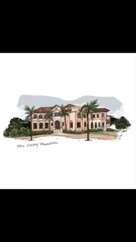 The Howey Mansion   Myrna + Pablo's Wedding