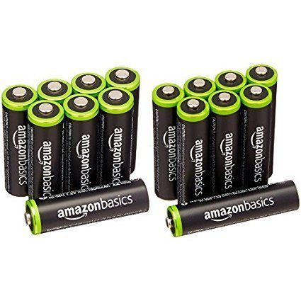 Top 10 Best Aa And Aaa Batteries In 2018 Review Rechargeable Batteries Aaa Batteries Batteries