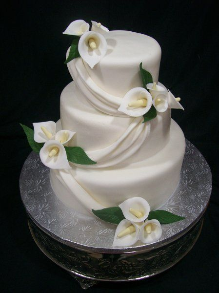 Epingle Sur Wedding Cakes