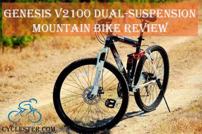 Genesis V2100 Review Dual Suspension Mountain Bike Mountain Bike