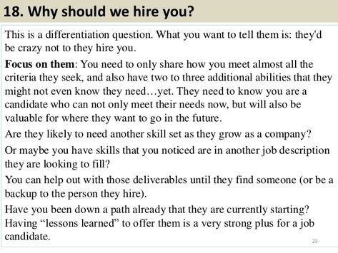 Common Job Interview Questions And Answers Pdf - Resume Sample