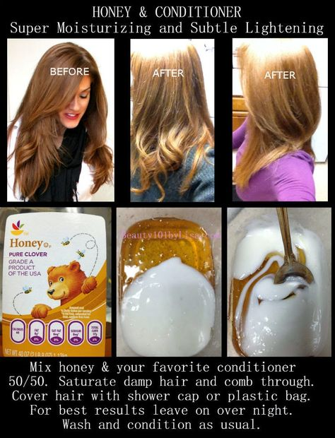 Beauty101byLisa: DIY At Home - NATURAL HAIR LIGHTENING & COLOR ...