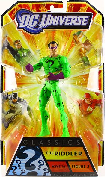 The Riddler Powers Super rbrick 100Dc Be Medicom F135KcuTlJ