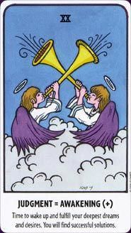 tarotcardsforbeginners | Capricorn traits | Judgement tarot