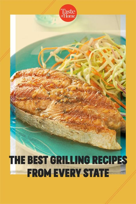Planning a summer cook-out? Gather inspiration with these recipes submitted by home cooks across the country.