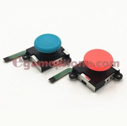 New Neon Red Blue 3d Analog Joystick Thumb Sticks Sensor