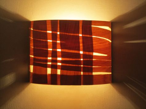 Clic Woven Wall Lamp By Vayehi On Etsy 140 00