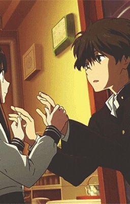 Hyouka Another Story El Inicio Del Viaje Y El Juego Del Rey Imagenes De Parejas Anime Anime Pareja Animé