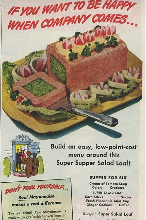 Weird Food From The 50s 5