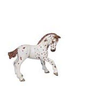 Papo 51167 mouton noir 7 cm Ferme Animaux