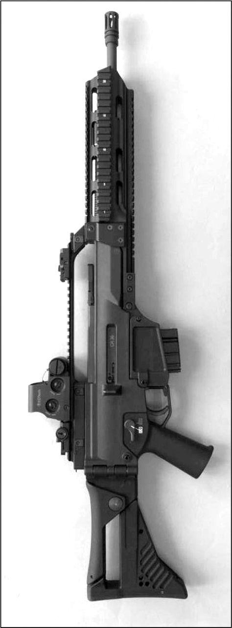 Heckler & Koch HK243 and HK293 (Civilian G36).