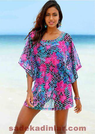 Plaj Elbisesi Pareo Ile Ilgili Gorsel Sonucu Tesettur Mayo Sort Modelleri 2020 2020 Moda Stilleri Moda Mayolar