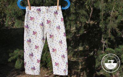 Legging De Punto Faciles El Blog De Coser Facil Y Mas By Menudo Numerito Leggings Ropa Para Ninas Pantalones Para Ninos