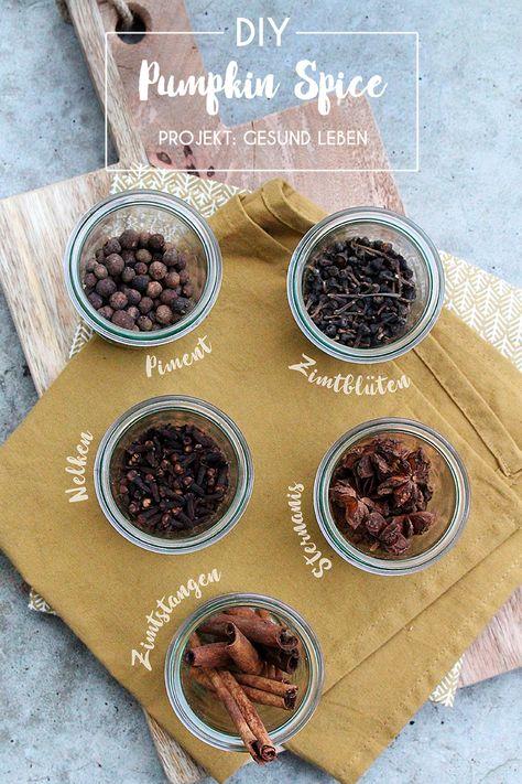 Pumpkin Spice Gewurzmischung Rezept Gewurzmischung Selber Machen Rezepte Und Essen