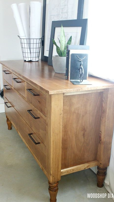 Pin by Woodshop Diaries | Woodworking+DIY+Free Building ...