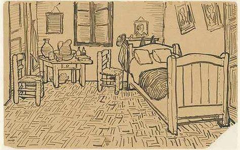 Vincent Van Gogh\'s letters em 2019 | Pintores | Van gogh, Pintor e ...