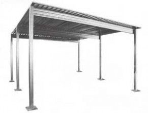 24 Information You By No Means Knew About Steel Carport Frames Solely Steel Carport Frames Solely Since 1985 Me Steel Carports Metal Carports Carport Designs