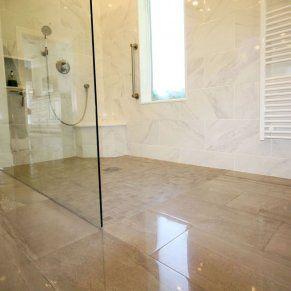 Level Entry Shower Pan Kit For Tile Showers 60 X 48 For All