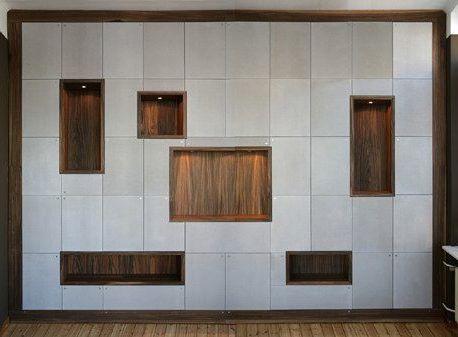 Schrankwand Wohnzimmer Modern L731lb In 2020 Schrankwand Einbaumobel Einbauschrank Wohnzimmer