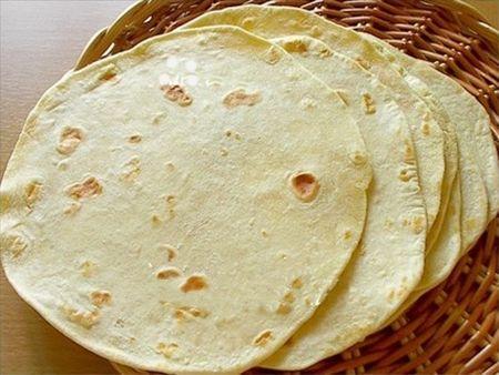recette de cuisine tortillas mexicaines maison