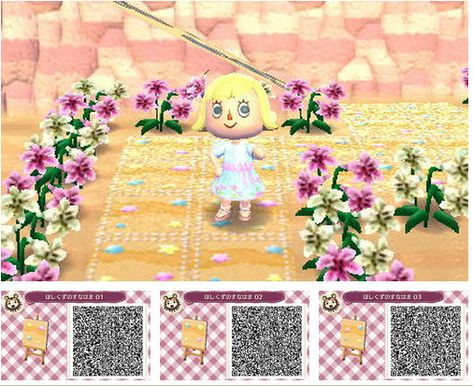 re: The QR Code Database - Page 8 - Animal Crossing: New