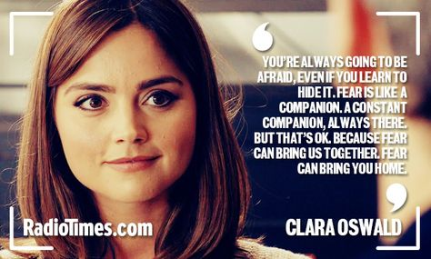 Doctor Who quotes to live your life by - from The Doctor to Rose Tyler to Amy Pond - Page 2
