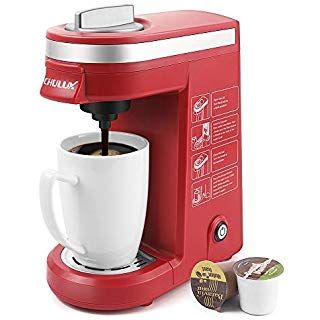 Amazon Com Keurig K15red K15 Single Serve K Cup Pod Coffee Maker Chili Red Kitchen Single Cup Coffee Maker Portable Coffee Maker Single Serve Coffee Makers