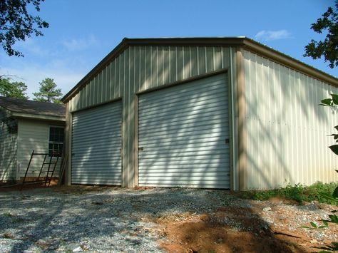 Man Cave Sheds Benalla : Double shed google search sheds car garage