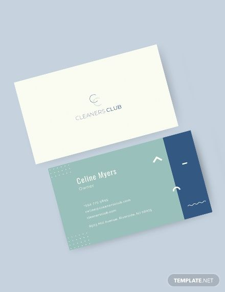 Cleaning Service Business Card Template Free Jpg Illustrator Word Apple Pages Psd Publisher Template Net Free Business Card Templates Business Card Template Make Business Cards
