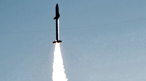 Were the fourth nation to conduct scramjet engine test: ISRO
