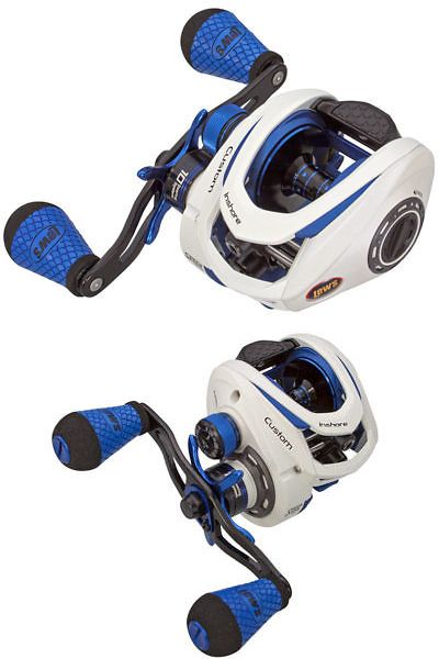 Baitcasting Reels 108153 Lew S Custom Inshore Speed Spool 7 5 1 Casting Reel Ci1sh Buy It Now Only 169 9 Fishing Accessories Lews Fishing Fishing Reels