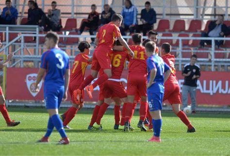 Der U21 Em Teilnehmer Mazedonien Hat Sich Heute In Gibraltar Bis Auf Die Knochen Blamiert Im Dritten Qualispiel Der Gruppe 7 Verlie Mazedonien News Mazed