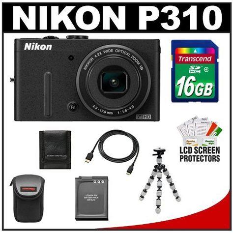 16GB SD SDHC Memory Card for NikonDigital SLR D40x Digital Camera