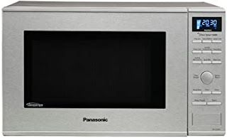 Top Best Microwave Oven Panasonic Compact Microwave Oven With 1200 Watts Of Cooking Pow In 2020 Built In Microwave Best Countertop Microwave Microwave Toaster Oven