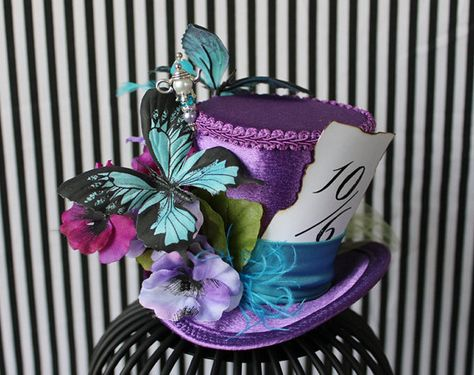 Purple Mini Top Hat d74bd97942c