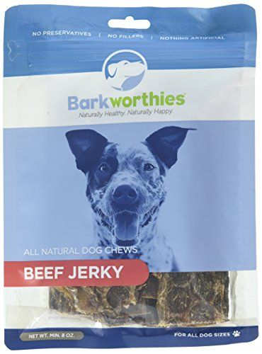 Barkworthies Beef Jerky Chews In Bag For Pets 2 Pack 8 Oz Amazon Most Trusted E Retailer Dogtoys Natural Dog Chews Natural Dog Treats Dog Chews