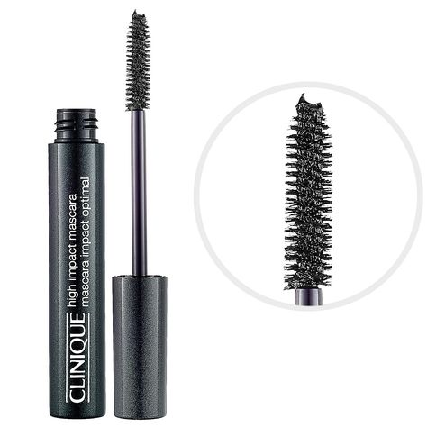 High Impact Mascara - CLINIQUE | Sephora - paired well with Clinique lash buidling primer