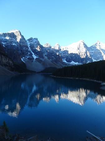 Orange Logic - Moraine Lake, Valley of the Ten Peaks