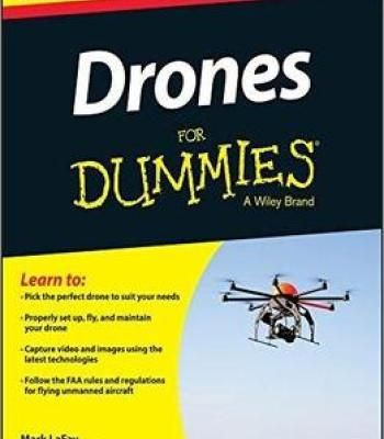 Drones For Dummies PDF | Cool Reads About Drones | Drone