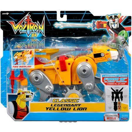 Voltron Classic Combining Green Lion Action Figure