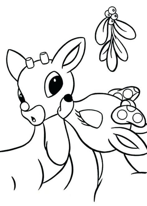 Mistel Malvorlagen Holiday Coloring Pages Coloring Holiday Malvorlagen Mistel Page Weihnachten Zum Ausmalen Rentiere Zeichnung Weihnachtsmalvorlagen